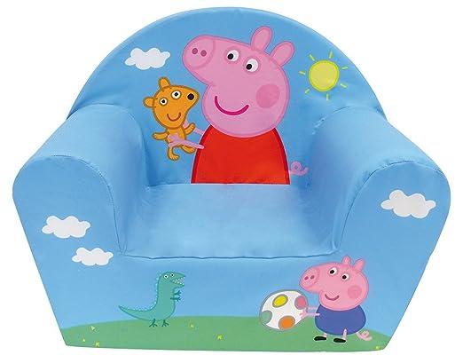 Peppa Pig Fun House Sillón Infantil (Fabricado en Francia)
