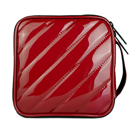 amazon com bubm cd cases pu cover 32 disc cd dvd wallet storage