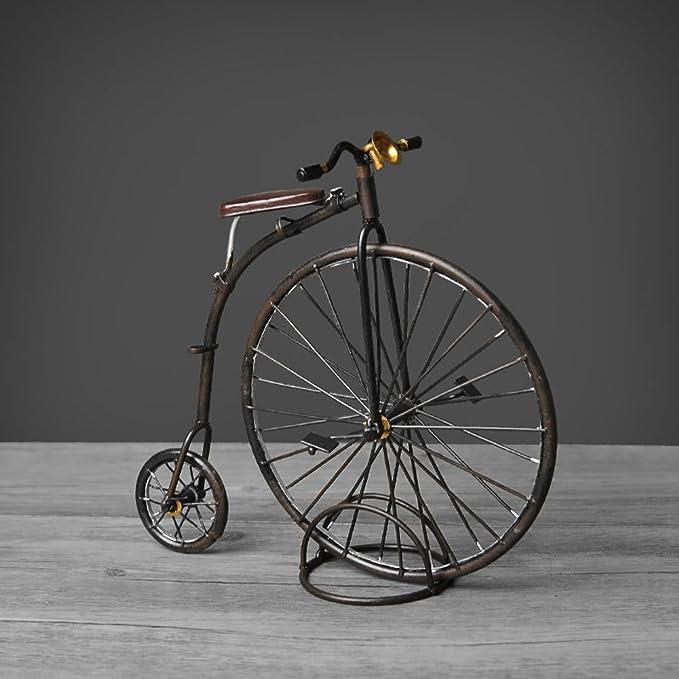 Display Bicicleta Vintage/Vintage Bicicleta Hierro Modelo ...