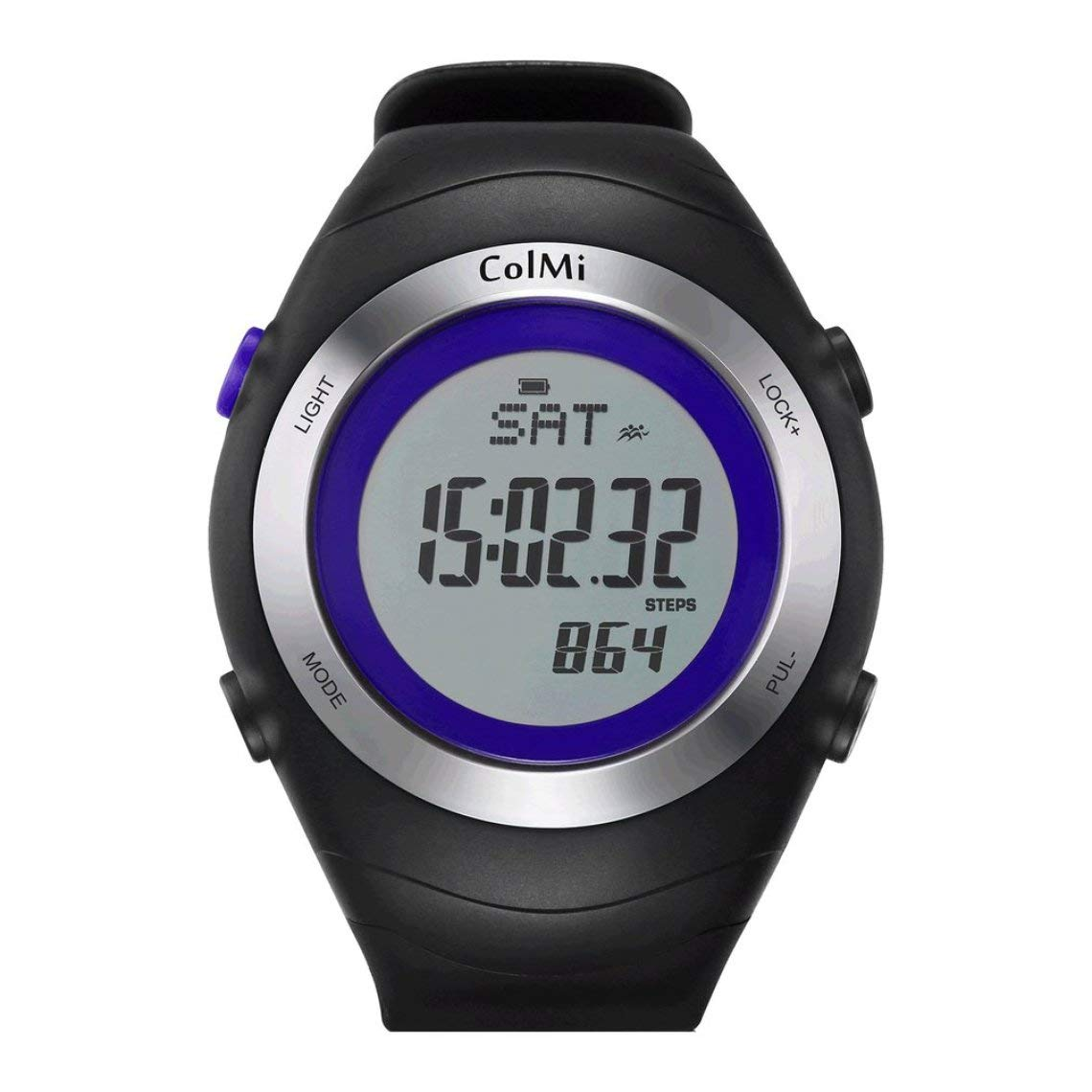 Zinniaya ColMi Fast Running Sports Smart Watch 5ATM IP68 ...