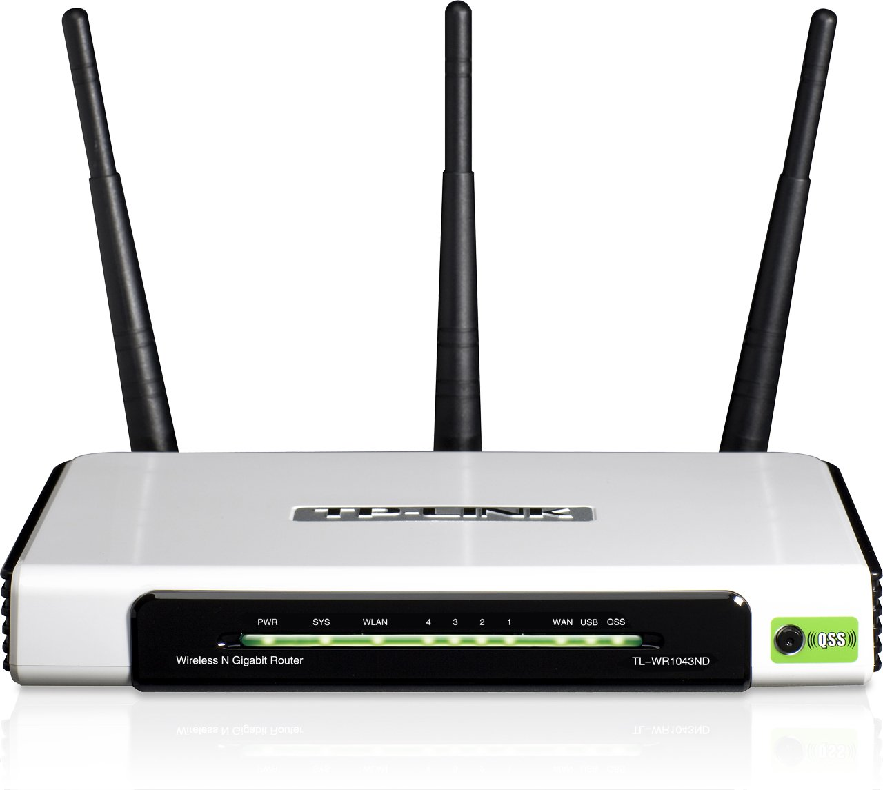 TP-Link TL-WR1043ND WLAN Gigabit-Router: Amazon.de: Computer & Zubehör