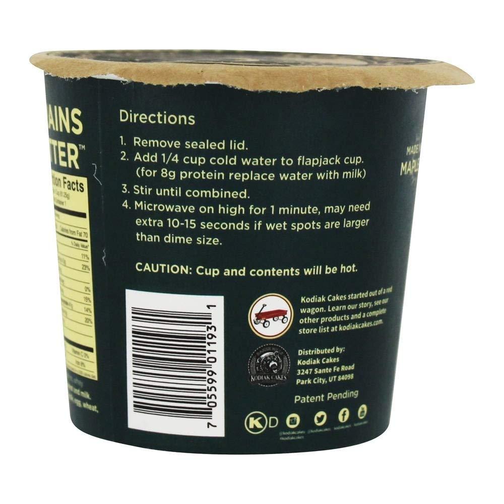 Kodiak Cakes – Flapjack de proteínas en el Go Pancake ...