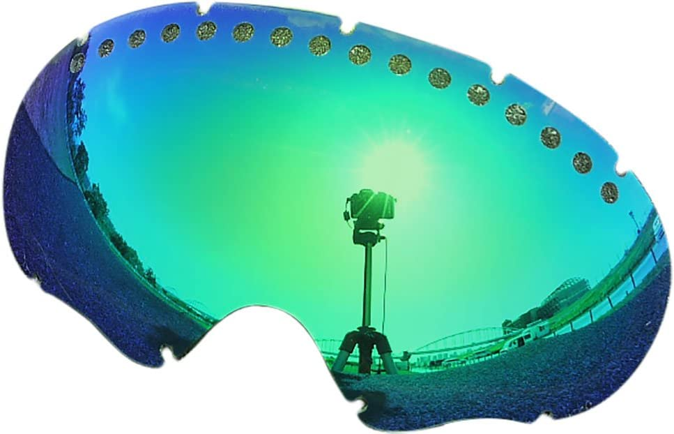 Zero Replacement Lenses for Oakley A Frame Snow Goggle