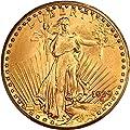 1929 P $20 Saint Gaudens Gold Twenty Dollar MS63 PCGS\CAC