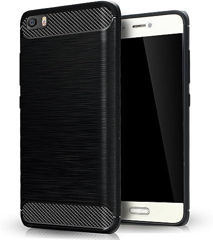 Xiaomi Mi 5 Funda,Lizimandu Protectiva Carcasa de Silicona de gel ...