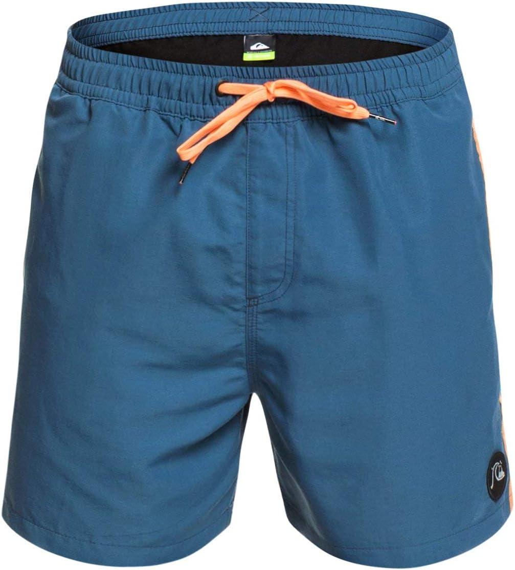 Quiksilver Beach Please 16-Short de Bain pour Homme