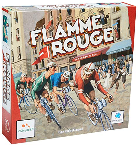 Flamme Rouge - Conclave Editora