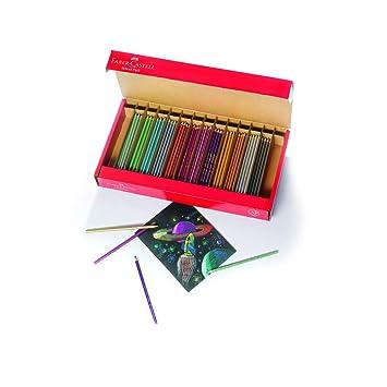 Amazon.com: Faber-Castell – metálico colores EcoPencils ...