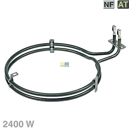 20,29477,000 EGO redondo radiador de calefacción ventilador calefacción - Bosch Siemens Neff