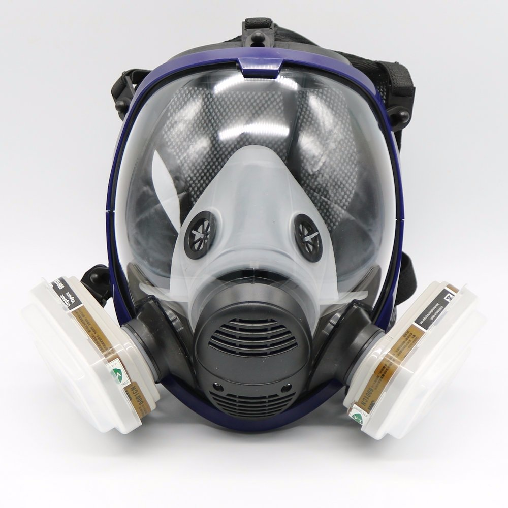 7 Piece Suit Painting Spraying Similar For 6800 Gas Mask Full Face Facepiece Respirator BEESS
