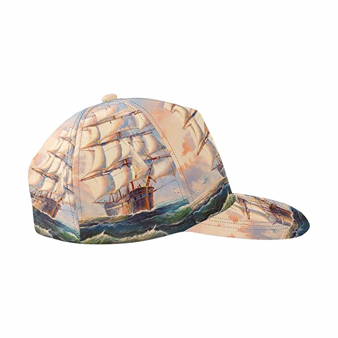 ee3ad9bec13ec Image Unavailable. Image not available for. Color  INTERESTPRINT All Over  Print Snapback Hat ...