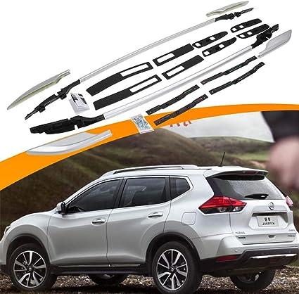 For 2014 2015 2016 2017 2018 Nissan Rogue Top Roof Rack Cross Bar Carrier Set