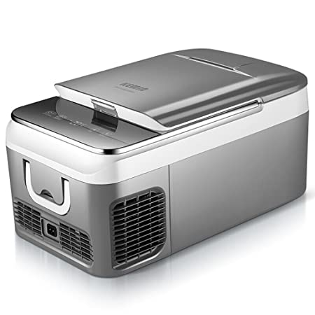 TX- Congelador de refrigerador portátil del compresor del Coche ...