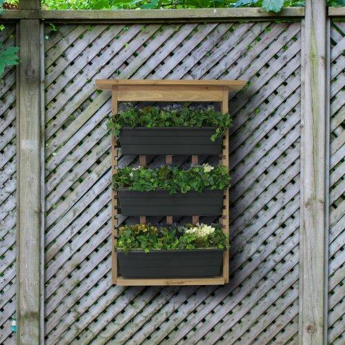 Algreen 34002 Garden View, Vertical Living Wall Planter