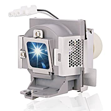 Loutoc 5J.J9R05.001/5J.JC205.001/5J.JFH05.001 - Lámpara de Repuesto para proyector Benq MS524 MS527 TW529 MW529 TH530 MS521P MS517H MS506 MS512H TW526 ...