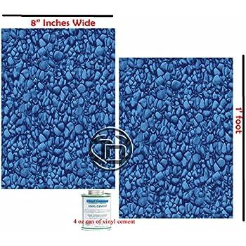 Hydrotools by swimline 4 ounce vinyl pool linear repair kit swimming pool for Boxer 4 oz vinyl swimming pool liner repair kit