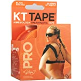 Amazon Price History for:KT TAPE PRO Kinesiology Sports Tape, 20 Precut 10 Inch Strips, 100% Synthetic, Water Resistant, Breathable, Free Videos, Pro & Olympic Choice
