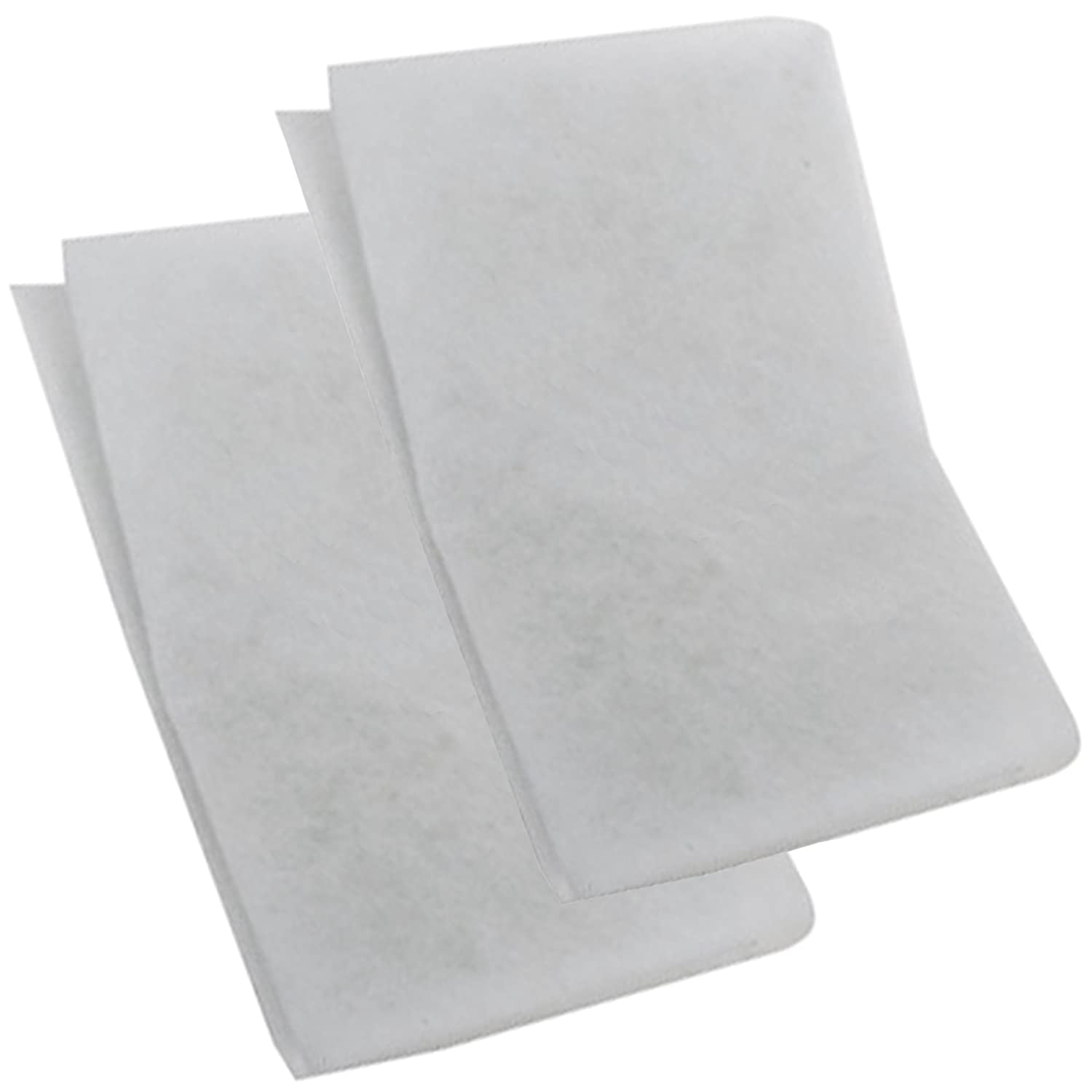SPARES2GO Grease Filter Paper for Howdens Lamona Cooker Hood Extractor (Pack of 2)