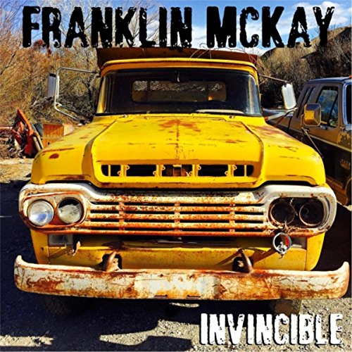 Invincible Album Cover