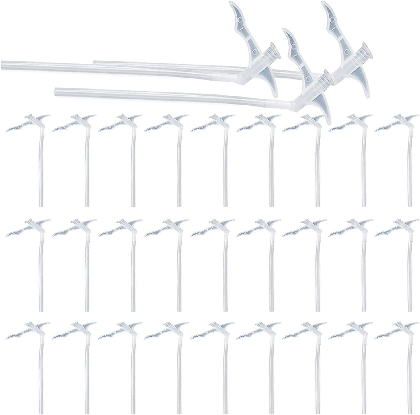 PPX 30 Piezas Cánula Tejas para Espuma de Poliuretano