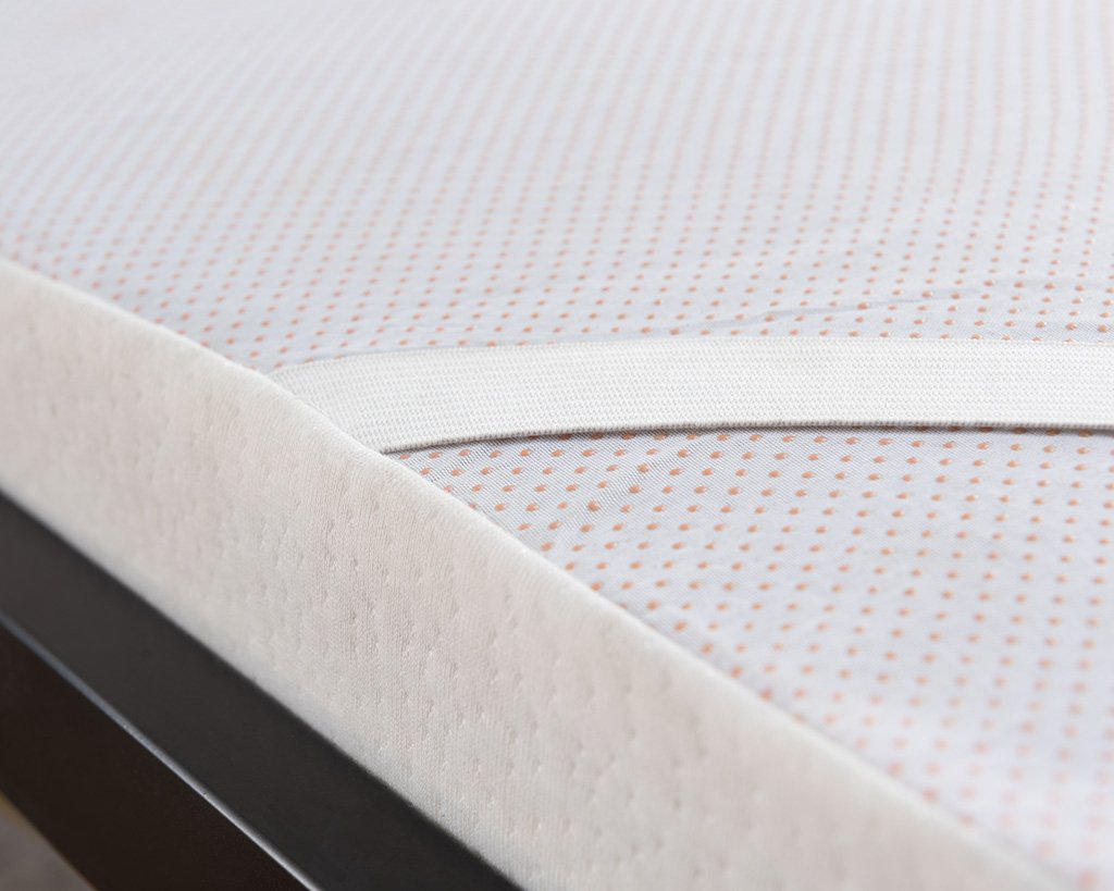 vesgantti 6cm memory foam mattress topper multiple sizes available