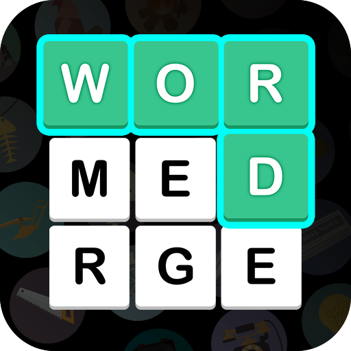 Word Merge - Words Search -