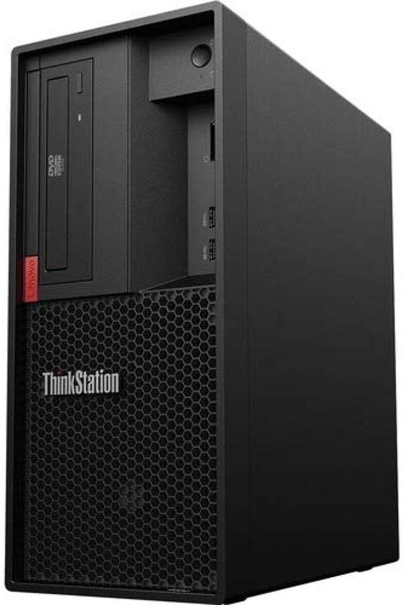 Lenovo ThinkStation P330 30CY005TUS Workstation - 1 x Core i7 i7-9700 - 16 GB RAM - 512 GB SSD - Raven Black - Windows 10 Pro 64-Bitnvidia Quadro P2200 5 GB Graphics - DVD-Writer - English (US) Keyboa