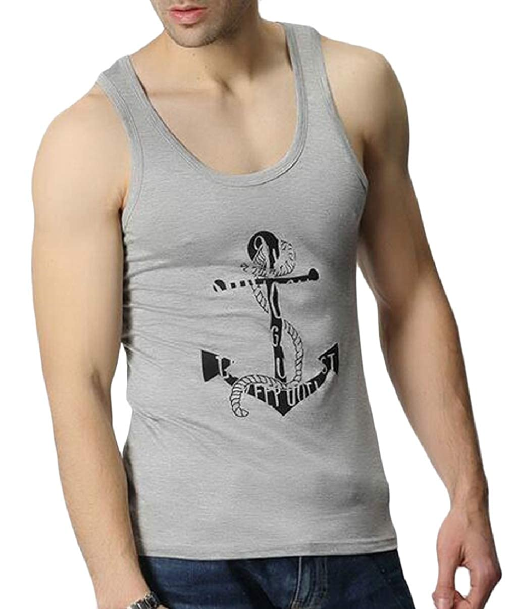 Xswsy XG Men Tank Tops Sleeveless Sport Hiking Blouse Tops Vest