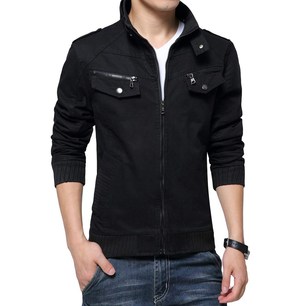 Men's Winter Coat Sale Casual Military Tactical Workwear Breathable Washable Jacket