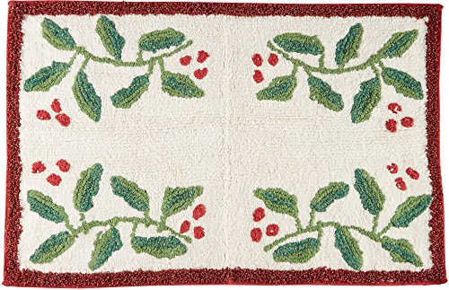 Holiday Nouveau Bath Rug Import It All