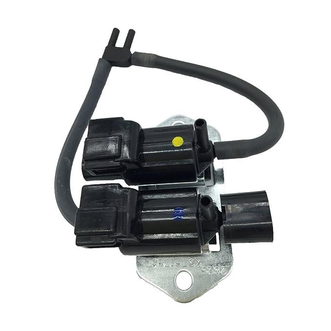 MB937731 Válvula de Solenoide Control Embrague Rueda Libre para Mitsubishi Pajero L200: Amazon.es: Bricolaje y herramientas
