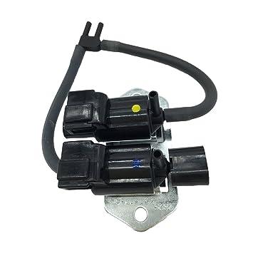 Sharplace Válvula MB937731 de Solenoide Control Embrague Rueda Libre Mitsubishi Pajero L200: Amazon.es: Coche y moto