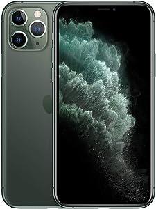 Apple iPhone 11 Pro, 64GB, Midnight Green - for Verizon (Renewed)