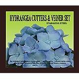 Hydrangea Gumpaste Flower Cutters & Veiners Set