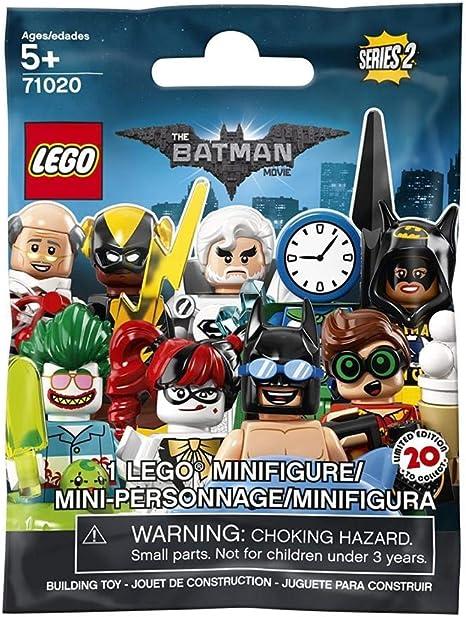 Lego Minifigure Series Batman Movie 71017 You-PIck Factory Sealed New