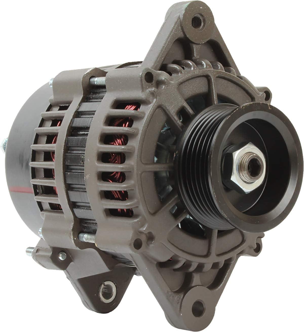 DB Electrical Alternador ADR0299 compatible con/reemplazo para Mercruiser 4.3-5.7 1998-Up 8460, 350 Mag Mpi Horizon, Mercruiser 6.2-7.4L 1998-2016, Mercruiser Marine 20099 20800 113685 2192333333333 2