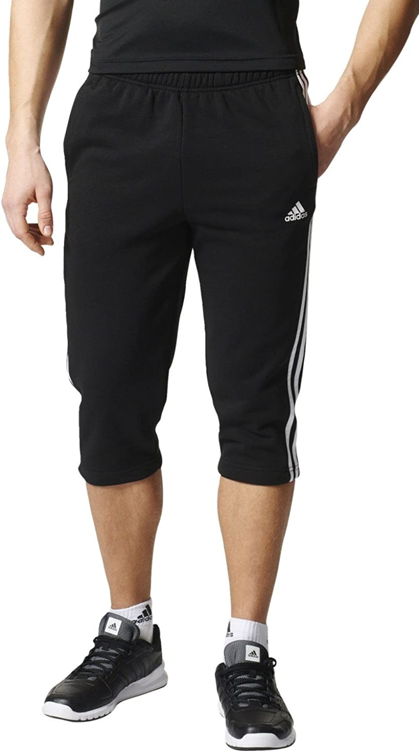 adidas Essentials 3S French Terry Pant Pantalón 3/4