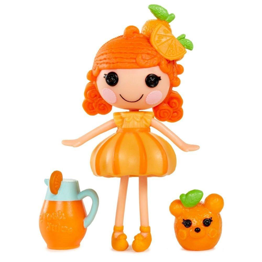 Lalaloopsy B015A7C7B2 Minis Doll- Zest Tangerine Citrus Zest Citrus B015A7C7B2, ブッシュドプーレ:467af4a8 --- arvoreazul.com.br