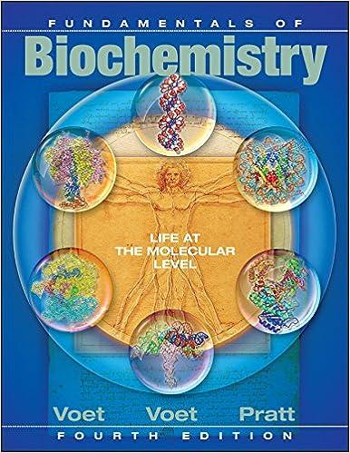 Amazon Com Fundamentals Of Biochemistry Life At The Molecular