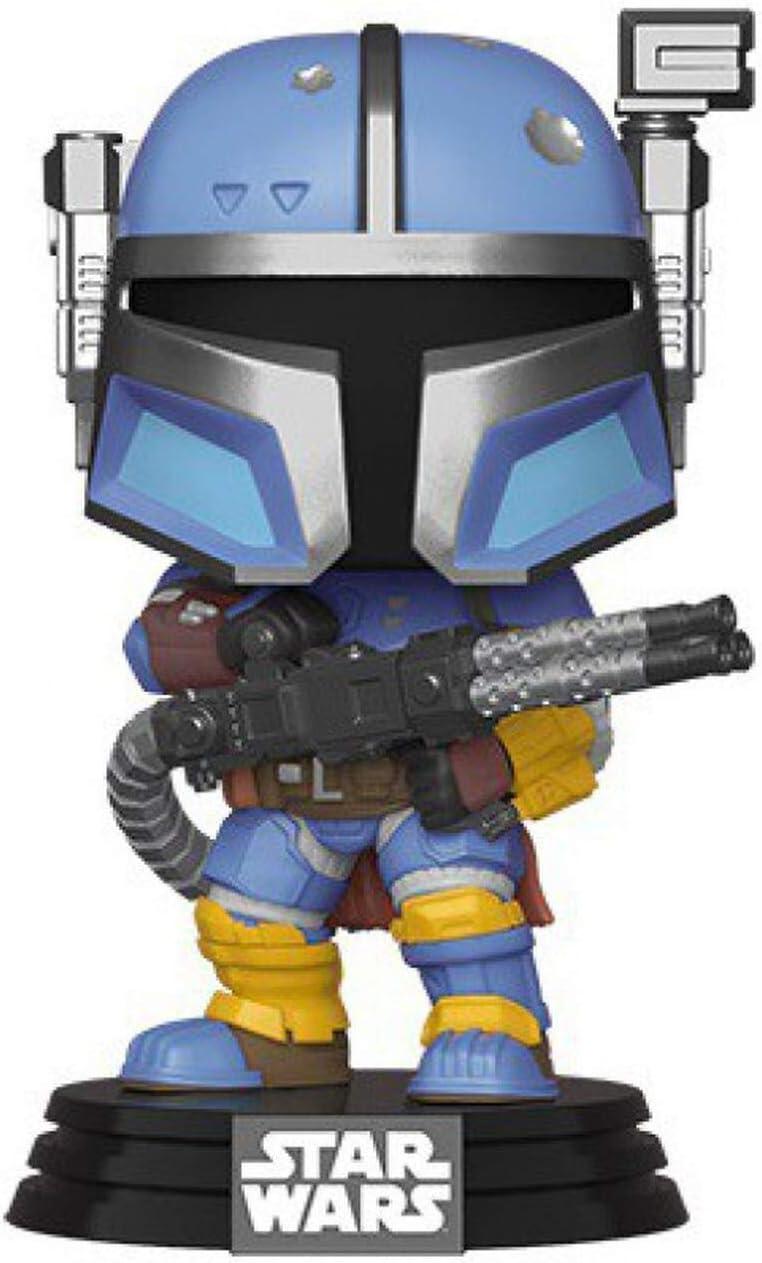 Funko Pop Star Wars The Ma...-Heavy Infantry Mandalorian #3 ACC NEW US IMPORT