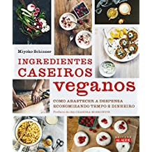 Ingredientes Caseiros Veganos