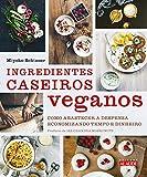 capa de Ingredientes Caseiros Veganos