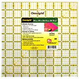 Dritz Omnigrid 9-1/2-Inch by 9-1/2-Inch, Quilter's Square