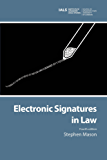 Electronic Signatures (OBServing Law) (English Edition)