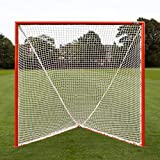 Professional Lacrosse Goal - Add A Professional Touch To Your Field With This Lacrosse Goal & Net [Net World Sports]