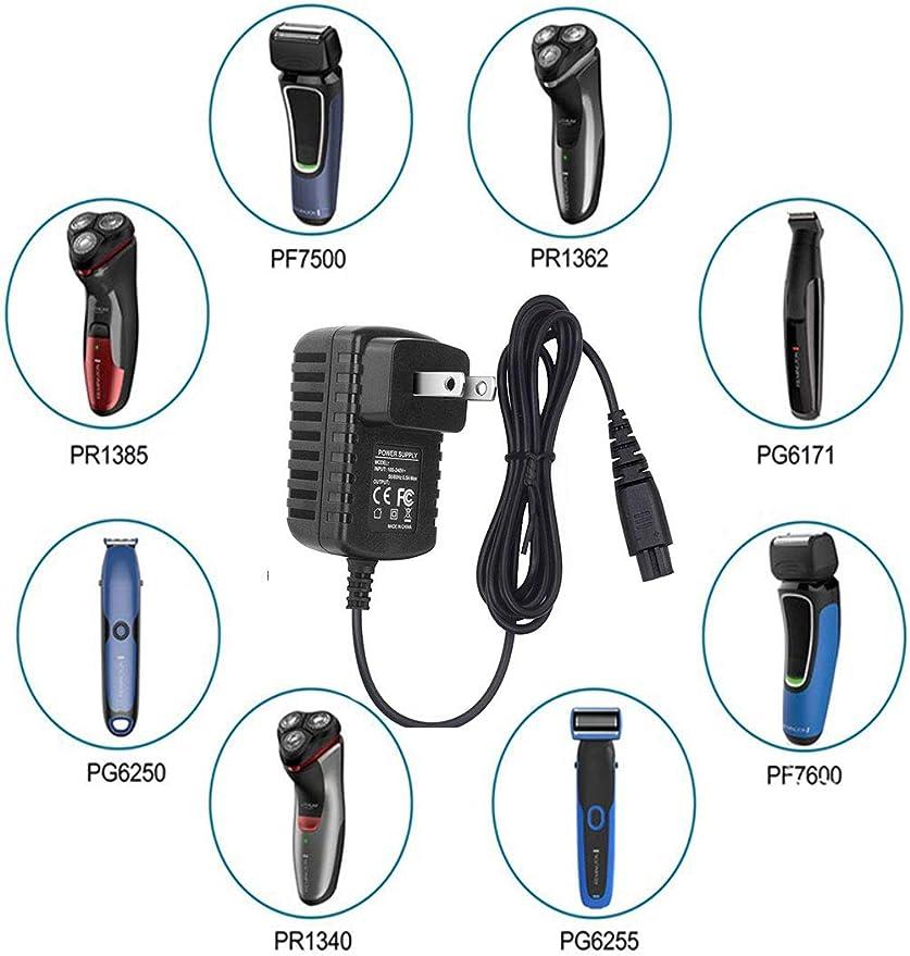 Cable de alimentación para afeitadora Remington HC4250 HC5870 ...