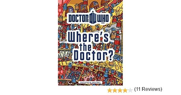 Doctor Who: Wheres the Doctor?: Amazon.es: Jamie Smart: Libros en ...