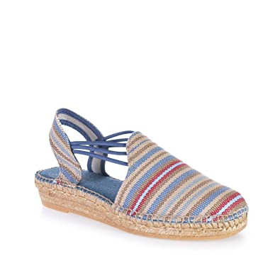 abd4a23b84e Toni Pons Norma - Vegan Espadrille for Woman Made in Fabric.