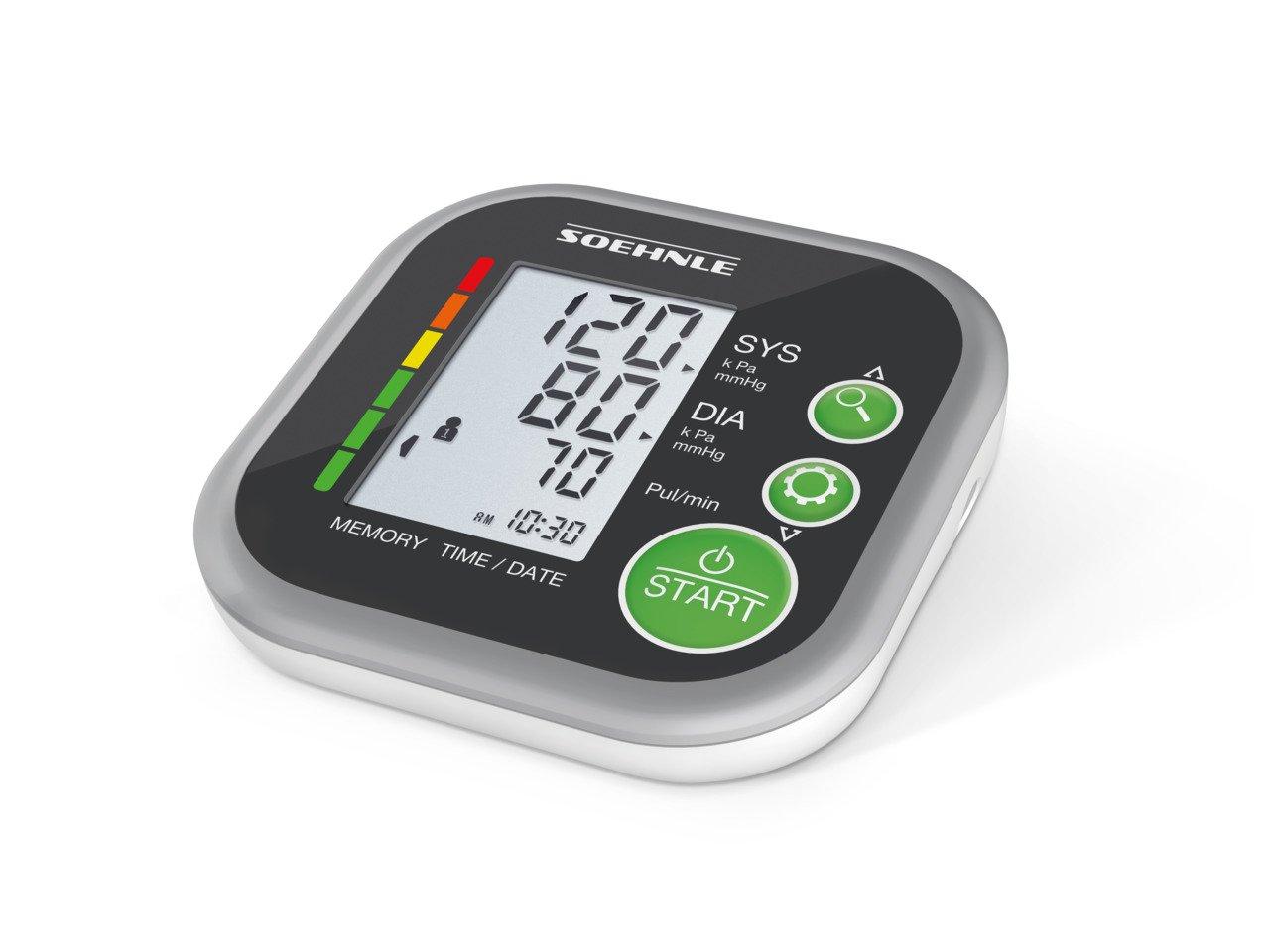 Soehnle Blutdruckmessgerät Systo Monitor 200 Mit Vollautomatischer