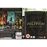 Elder Scrolls IV Oblivion Game Of The Year Edition (Xbox 360) by Take 2